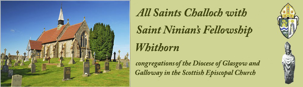 All Saints Challoch with St Ninians Fellowship